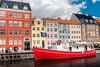 Barco Rojo en Copenhagen