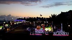 WILLEMSTAD, CURACAO (pwitterholt) Tags: willemstad curacao flag vlag kerst kerstverlichting kerstsfeer kersttijd christmas merrychristmas evening avond avondlicht haven harbour whitechristmas wittekerst canon canoneosm3 otrobanda sintannabaai caribischezee