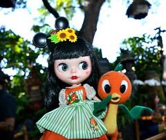 Minnie's New Friend