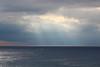 A la recerca de la llum (Albert T M) Tags: núvols nubes blanes catalunya laselva mediterrani mediterraneo catalonia canon70300mmf456isiiusm llum luz rayosdesol raigsdesol