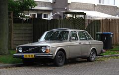 1976 Volvo 244 DL 2.1 Automatic (rvandermaar) Tags: 1976 volvo 244 dl 21 automatic volvo244 240 volvo240 sidecode3 import 30yb77