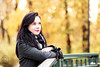Agnieszka. Autumn dreams (mkarwowski) Tags: people woman girl bokeh outdoor park autumn fall canon eos 80d ef 85mm f18 usm portrait ef85mmf18usm canonef85mmf18usm canoneos80d eos80d