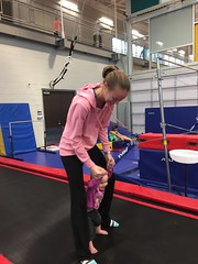 """Dani Bounces with Mommy in Her Gym Kittens Gymnastics Class • <a style=""""font-size:0.8em;"""" href=""""http://www.flickr.com/photos/109120354@N07/24506013188/"""" target=""""_blank"""">View on Flickr</a>"""