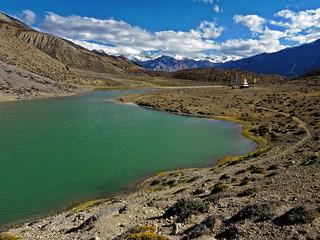 Dhankar Lake !!!