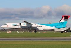LX-LQI_01 (GH@BHD) Tags: lxlqi bombardier dehavilland dhc dhc8 dhc8402q dasheight lg lgg luxair dub eidw dublin dublinairport dublininternationalairport turboprop airliner aircraft aviation