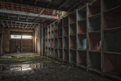 DSC_0527-bewerkt (Disintigrate Photography) Tags: urban exploring urbex urbanexploring abandoned decay disintegrate photography nikon tokina forgotten factory creepy h
