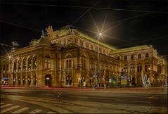 Vienna / Opera (guenterleitenbauer) Tags: 2017 guenter günter hasselblad leitenbauer wels wien architecture architektur flickr foto fotos gunskirchen image images imagesphoto photos picture pictures vienna oper opera night nacht