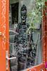 Security (JuliSonne) Tags: art door eyecatcher deadman garffiti security berlin bouncer doorman