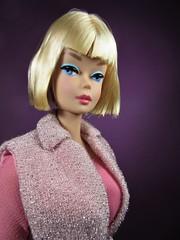 barbie repro invitation to tea (kostis1667) Tags: barbie midge 50th anniversary invitation tea