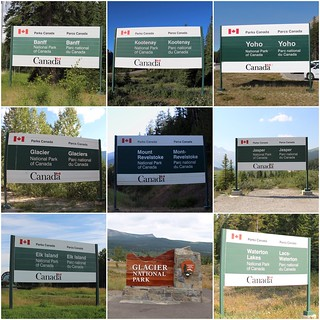 3 weeks..  9 national parks of Canada and USA