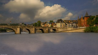 Namur Belgium - The Bridge -4148