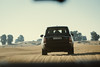 In the desert with a horse with no name (codeseven) Tags: desert dubai rangerover landrover safari offroad trip