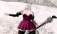 # 517 LONG TIME COMING (Luckii's Charms) Tags: birth runaway applemaydesigns junbug belleepoque han jix sims newblog winter snow simhopping slblogger slblog 2ndlife fantasy virtualworld