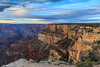 South Rim at Dusk (Samantha Decker) Tags: az americansouthwest arizona canonef1635mmf28liiusm canoneos6d grandcanyonnationalpark nps samanthadecker
