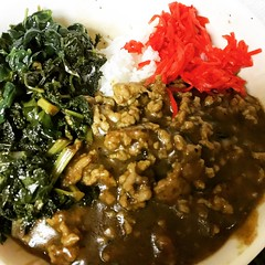 044 (theminty) Tags: cooking curry japanesecurry kale spinach theminty themintycom