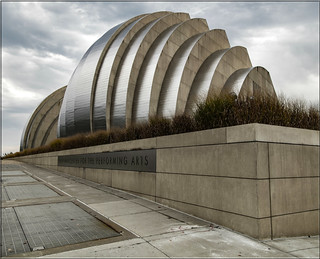 The Kauffman Centre.  Explored.  09-10-2017.