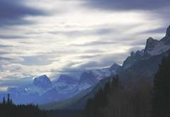 Canada (jr-transport) Tags: canada mountains sisters rundle rockies rockymountain banff jasper scenery godshandiwork