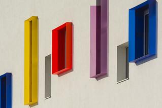 Colored windows III (on Explore)
