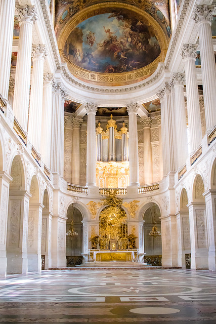 The King's Church at Versailles