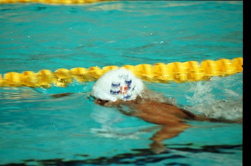120 Swimming EM 1993 Sheffield