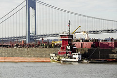 r_171114482_beat0075_a (Mitch Waxman) Tags: brooklyn cargo citywideferry fuel gerritsenbay jamaicabay newyorkcity newyorkharbor queens ship tugboat verrazanonarrowsbridge newyork