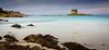 Lido di Orri , Sardegna (Beppe Rijs) Tags: sardinien italy sardegna sardinia landscape light nature italien coast coastline mediterraneansea mittelmeer water bay blue atmosphere rock beach green paradise