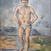 Le Baigneur de Paul Cézanne (Fondation Louis Vuitton, Paris)