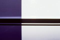 1979 vw golf door flash sync series 01c (francois f swanepoel) Tags: 1979 cars door doorpanels flashsyncwrongsync golf grafic grafix slidefilm slidescans vw vwgolf white minimalism ambient flash mondrian