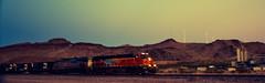 A Whole train of Ties (Woodypug) Tags: bnsf railroad kingman arizona seligmansub