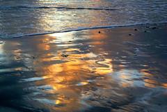 Sky reflection (Jaedde & Sis) Tags: blåvand cloud light reflection friendlychallenges abstract perpetualwinner challengeclubwinner