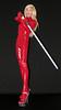 06_12 (Youko_Kishida) Tags: fetish crossdresser tgirl catsuit crossdressing pantyhose stocking tights pvc