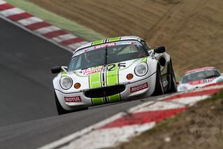 Lotus Cup Europe Racing Team Th. Verhiest Lotus Elise S1