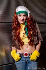 Rogue (dgwphotography) Tags: cosplay nycc nycc2016 newyorkcomiccon rogue xmen garyfong 50mmf18g nikond600