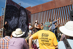 BorderEncuentro2017_Day2_IMG_1266-1 (rawEarth) Tags: theborder borderwall nogales lafrontera immigration deportation caravanainternacional humanrights humandignity veteransforpeace veteransday rally march crossingtheborder procession mexico sonora schooloftheamericas whinsec soawatch borderencuentro teardownthewalls buildupthepeople nowalls stopdeportingusveterans bringdeportedveteranshome bordercrossing worldwithoutwalls caravanainternacionalporlaunidaddelospueblos oaxaca oaxacaasonora