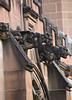 2017 Sydney University: Gargoyles #1 (dominotic) Tags: 2017 history architecture universityofsydney nsw australia sydney neogothic arch quadrangle stonecarving gargoyle sydneyuniversity edmundblacket sandstoneuniversity universityofsydneycampus