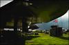 AVRO Vulcan bomber (G. Postlethwaite esq.) Tags: aeropark british eastmidlands leicestershire sonya7mkii sonyalphadslr unionflag vulcan aircraft bomber coldwar photoborder planes