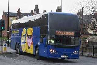 11920. Stagecoach Devon YY65VXJ. Sunderland, 2017.