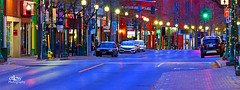 King Street From Victoria, looking west 5446 (ctLow_photog) Tags: urban landscape city lights brockville ontario