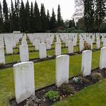 Commonwealth WW1 graves - Ohlsdorf Cemetry Hamburg thumbnail