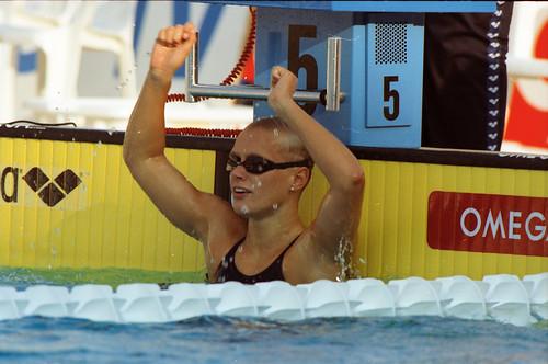 516 Swimming EM 1991 Athens