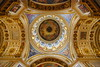 St. Isaac's Cathedral (mahteetagong) Tags: baltic sea cruise nikon d80 token 1224mmf4 isaac cathedral dome ceiling stisaac stpetersburg russia