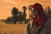 Puesta de sol en el desierto del Sáhara (Alejandro Ruiz Toro) Tags: tunez puestadesol oro desierto sahara