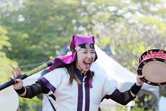 IMG_2750M 沖縄創作太鼓衆美らさ (陳炯垣) Tags: performance dancer stage okinawa eisa