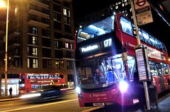 Stagecoach London 12390  on route 177 Woolwich 25/11/17. (Ledlon89) Tags: london bus buses transport tfl londonbus londonbuses londontransport southlondon stagecoachlondon stagecoach woolwich alltypesoftransport