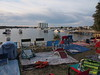 PB250230 (photos-by-sherm) Tags: wrightsville beach harken island nc north carolina flotilla boats night fireworks arts crafts fair november fall