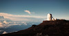 Above the Clouds (stevenkoza) Tags: hawaii infrastructure outdoors clouds nature landscape travel architecture national park haleakala
