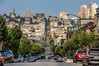 Hills of San Francisco (Darren LoPrinzi) Tags: canon canon5d 5d miii city urban hill hills sanfrancisco sanfranciscoca ca california bayarea westcoast cars buildings street sanfran