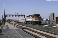 AMTK245_JolietIL_0592 (mswphoto44) Tags: amtrak diesel locomotive f40ph passenger
