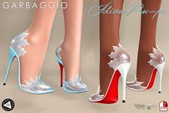 Idina Pumps (Ashleey Andrew) Tags: garbaggio secondlife second life virtual world fashion apparel accessories footwear shoes original mesh