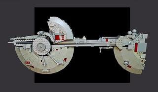 Rebel repair ship